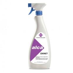 Disinfettante virucida con ossigeno attivo pronto Oxinet 750ml Alca